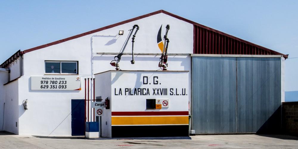Distribuciones de Gasóleos La Pilarica